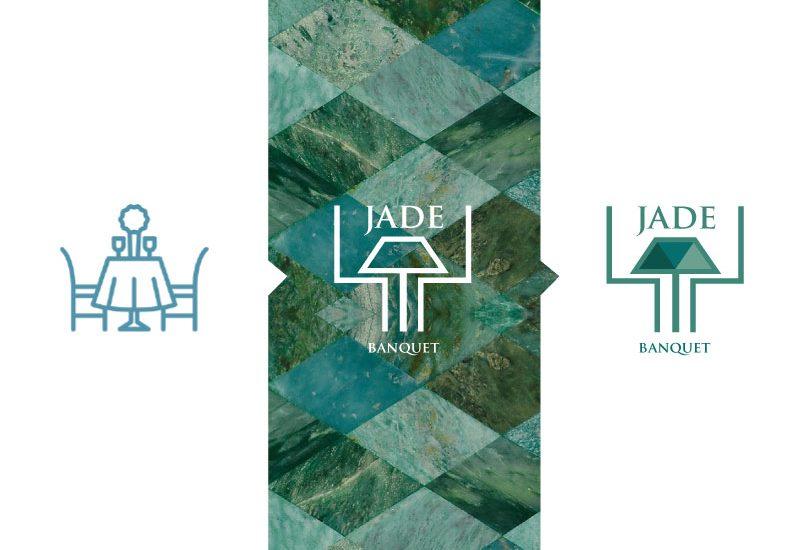 Jade Banquet Logo Concept