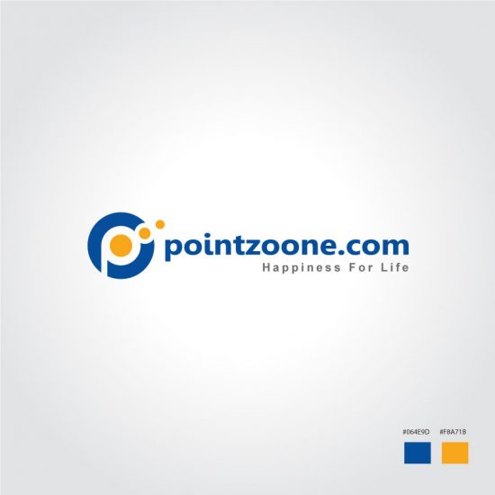 Pointzoone.com Logo Design Idea
