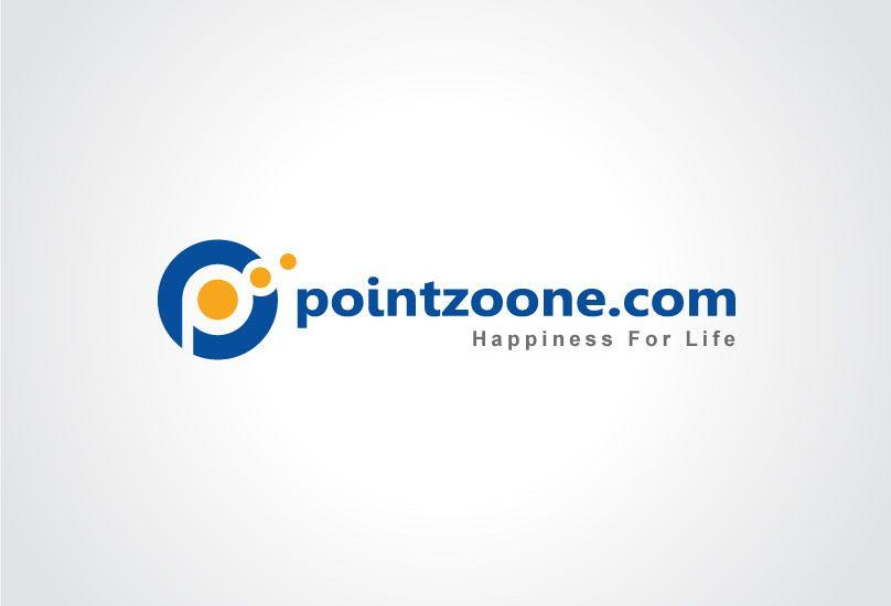 Pointzoone.com Logo Design Idea