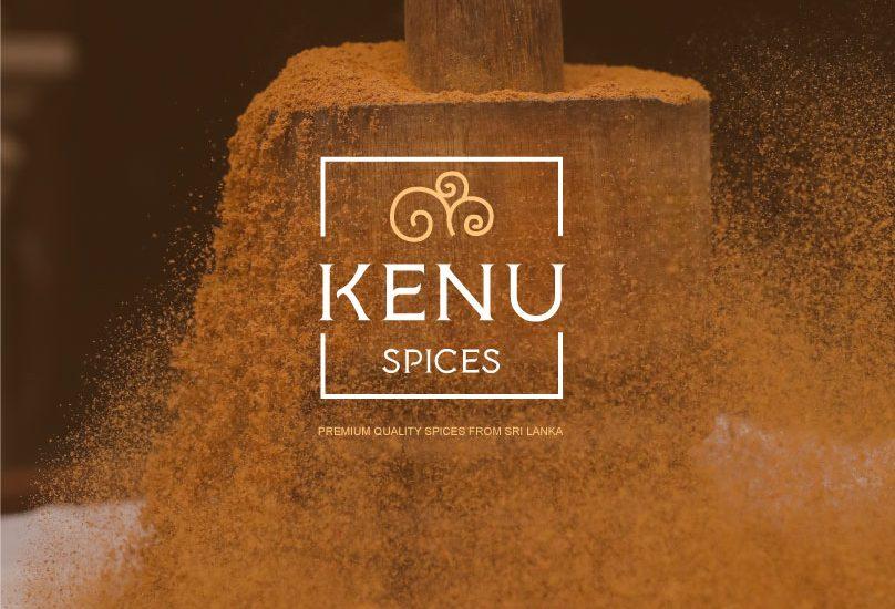 Sri Lankan Spices Logo Brand