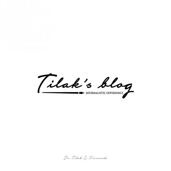Tilaks Blog