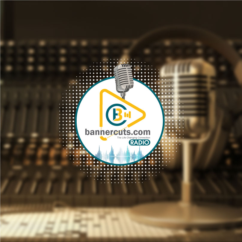 Bannercuts Online Radio channel branding