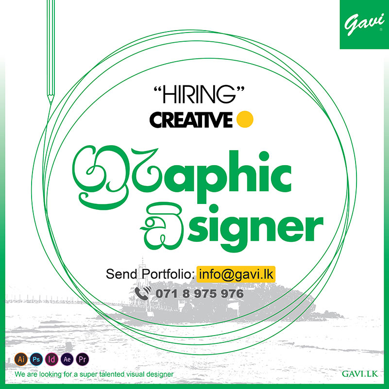 creative graphic designer job